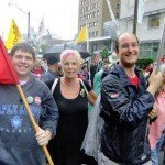 NDP-Socialist-Caucus-Participates-in-G20-Protests-in-Toronto