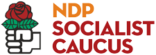 The NDP Socialist Caucus is a group of left-wing members of the NDP who believe it should turn to the Left and become more democratic and participatory.