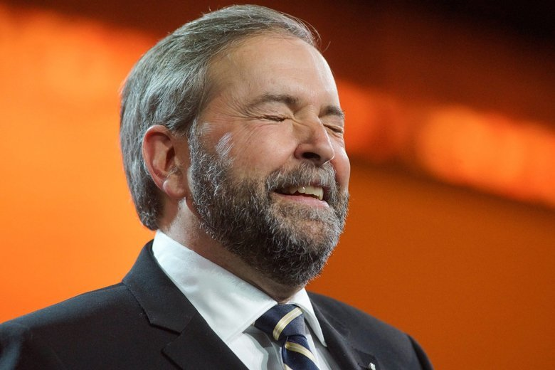 It's Time for Thomas Mulcair and His Team to Go