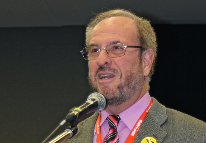 Socialist Caucus President Candidate Speech to NDP Convention